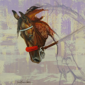 Painting of a horse - Nyquist