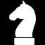 Favicon of a horse head
