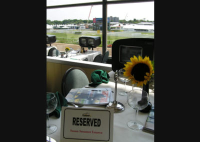 Official Artist Susan's Table at Preakness Stakes 2007