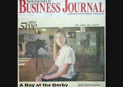 Susan honored in Springfield Business Journal